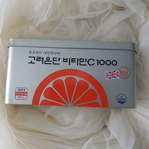 Vitamin C 1000 KOREA EUNDAN Hàn Quốc - Hộp 300 Viên