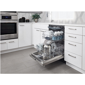 Máy Rửa Chén Bosch SMS46MI05E Với 6 Tính Năng Rửa Thông Minh