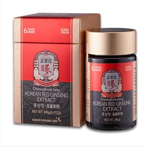 Tinh chất hồng sâm 6 năm tuổi KGC Cheong Kwan Jang Global Extract 240g- Phiên bản xuất khẩu