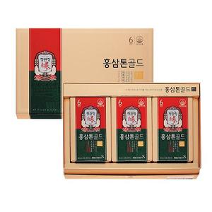 Nước Hồng Sâm KGC Tonic Gold Dạng Gói Uống Liền (40ml * 30 Gói)