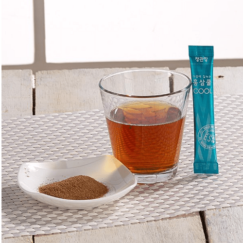 Trà hồng sâm hòa tan KGC Cheong Kwan Jang Tea Cool (100 gói)